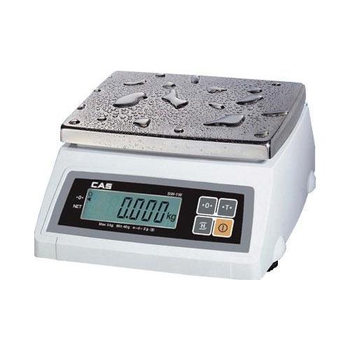 Cantar electronic de verificare CAS SW 15/30 KG 1
