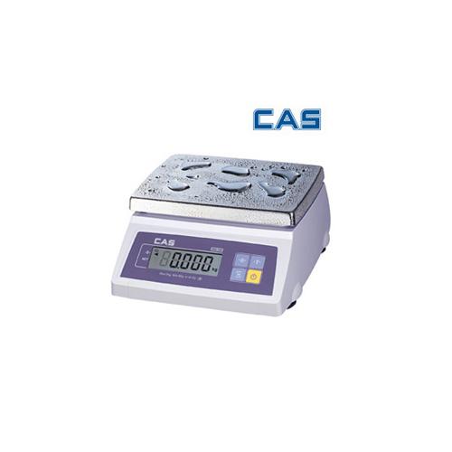 Cantar electronic de verificare CAS SW 4/10 KG 1