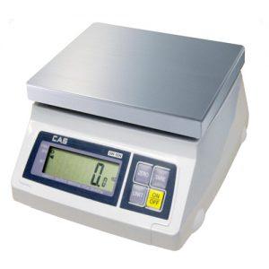 Cantar electronic de verificare CAS SW 2.5/5KG