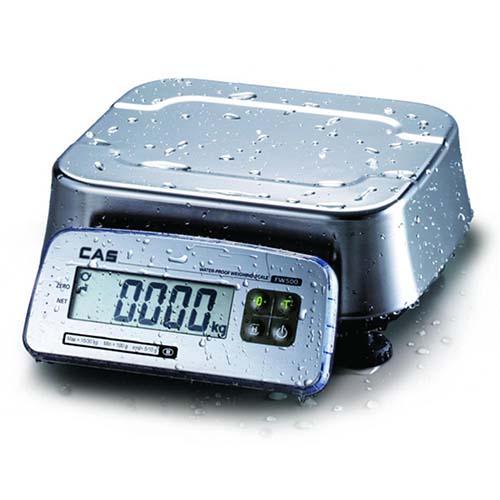 Cantar de verificare cu protectie IP69 CAS FW500-6C 1
