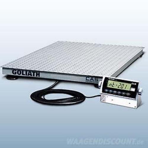 Cantar platforma CAS HFS Goliath 3000kg 1