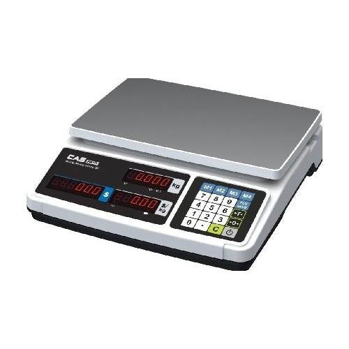 Cantar electronic cu functie calcul pret CAS PR PLUS 15/30 1