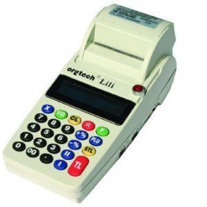 Casa de marcat cu jurnal electronic Orgtech Lili (Acumulator inclus)