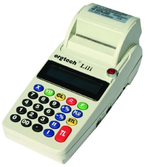 Casa de marcat cu jurnal electronic Orgtech Lili (Acumulator inclus) 1