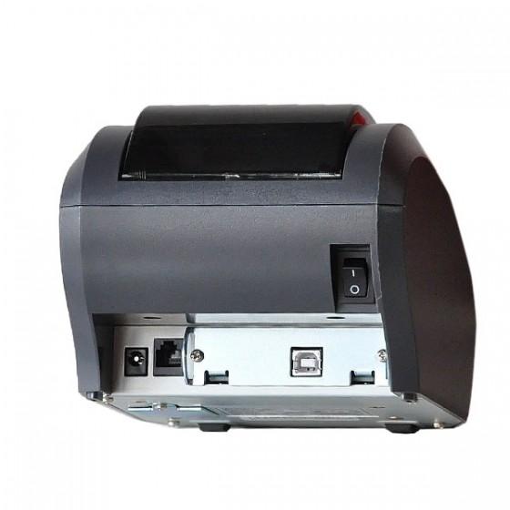 Imprimanta Debbie Aristocrat 58T4 cu Auto-Cutter 2