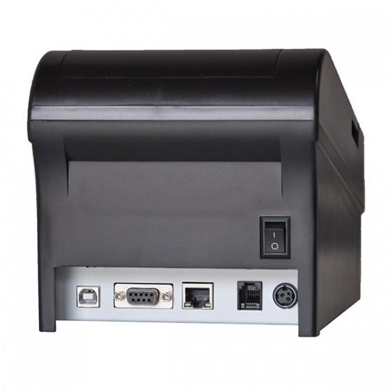 Imprimanta Debbie Aristocrat 80230 cu auto-cutter 3