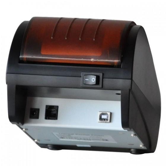 Imprimanta termica Debbie Aristocrat 58T3 LAN-Ethernet 2