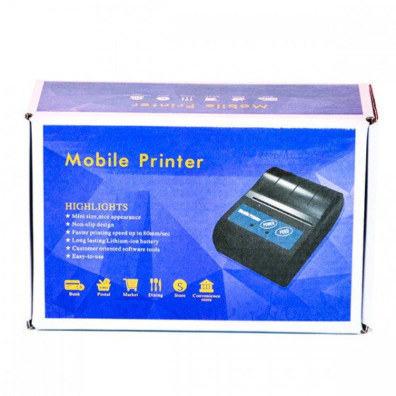Imprimanta Wireless GTS Mobile 02 2