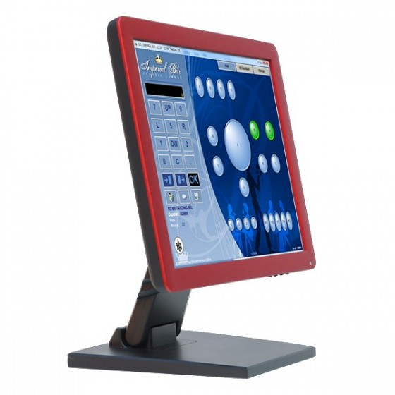 Monitor Touch 1520 cu stand VESA plastic 1
